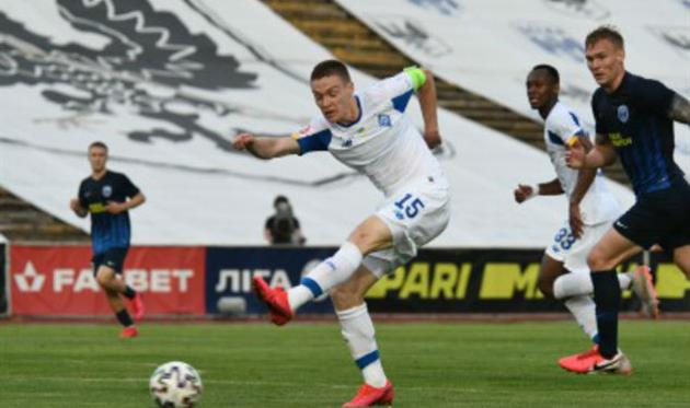 Виктор Цыганков, ФК Динамо