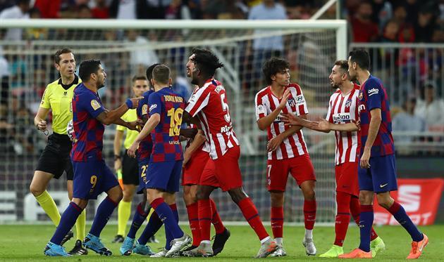 Барселона – Атлетико, Getty Images