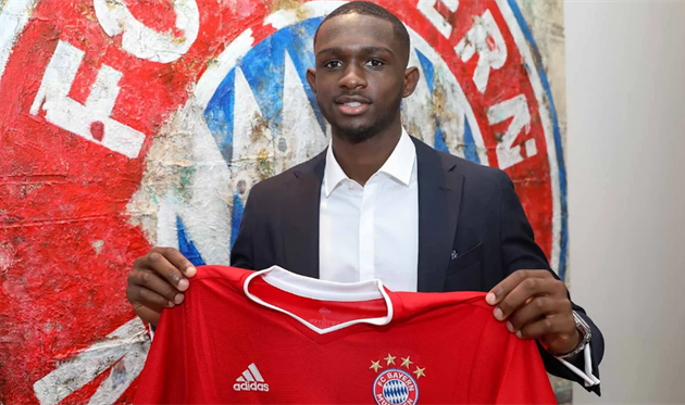 Ньянзу Куасси, FC Bayern