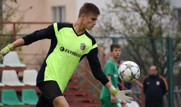 Павел Исенко, фото Ворскла