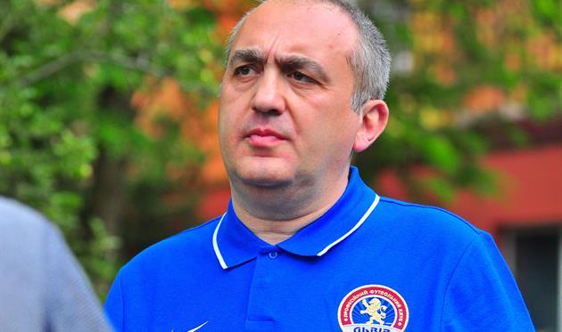 Георгий Цецадзе, фото ПФК Львов