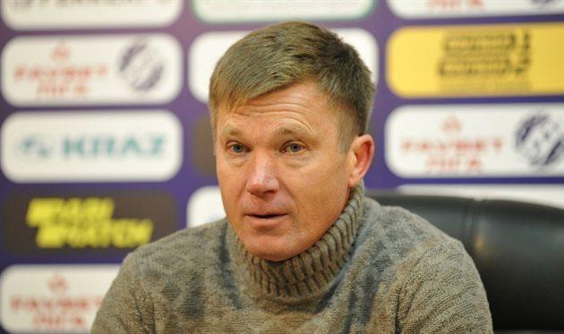 Юрий Максимов, ФК Ворскла Полтава