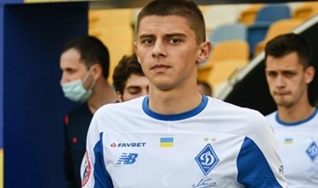 Виталий Миколенко, фото Динамо