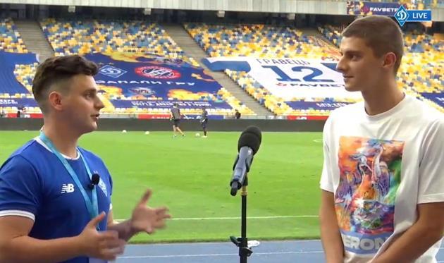 Виталий Миколенко (справа), фото: Скриншот