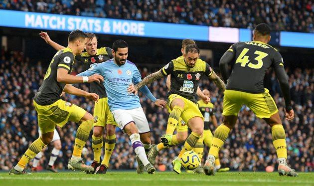 Саутгемптон – Манчестер Сити, Getty Images