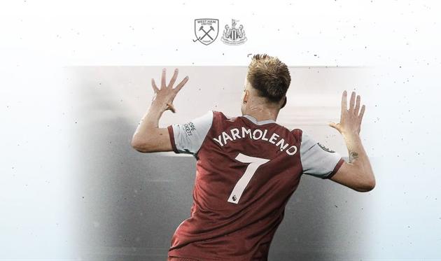 Андрей Ярмоленко, West Ham United