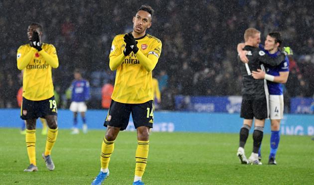 Арсенал – Лестер, Getty Images