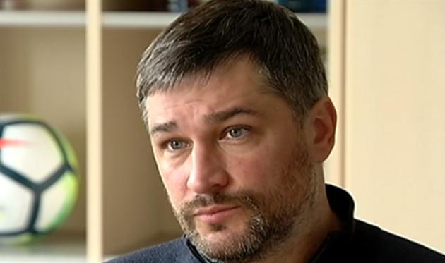 Евгений Дикий, ТК Футбол