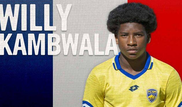 Вилли Камбвала, getty images
