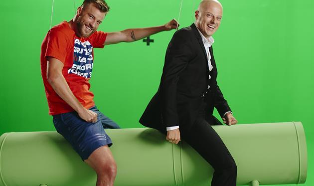 Вацко и Ярмоленко появились в новом эпическом видео Favbet (реклама)