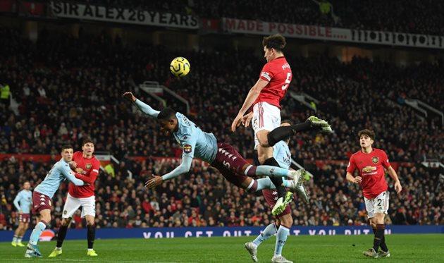 Астон Вилла — Манчестер Юнайтед, Getty Images