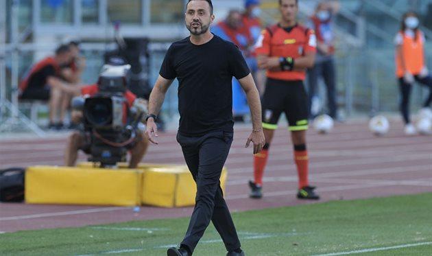 Роберто Де Дзерби, фото: http://www.sassuolocalcio.it