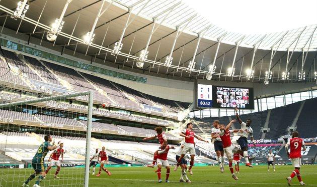 Тоттенхэм – Арсенал, Getty Images