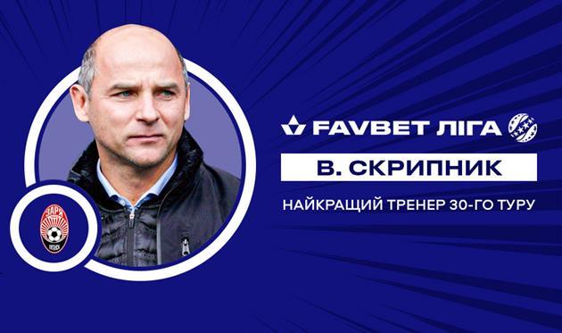 Виктор Скрипник, фото: УПЛ