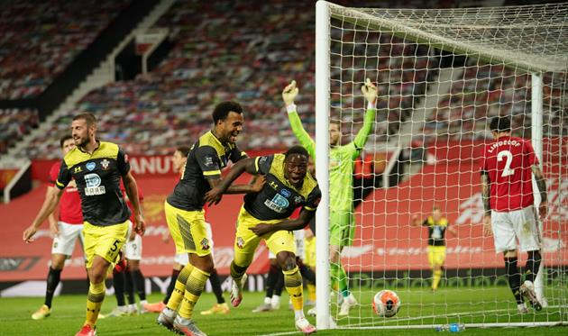 Манчестер Юнайтед — Саутгемптон, Getty Images