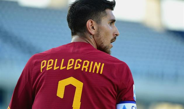 Лоренцо Пеллегрини, Getty Images