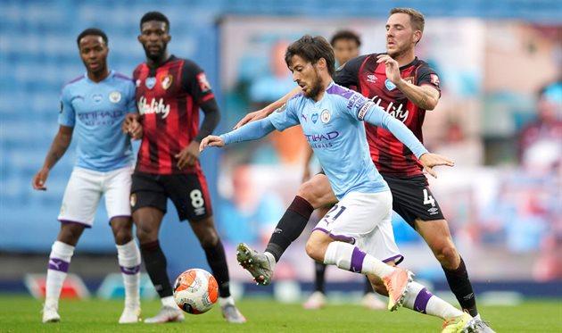 Манчестер Сити - Борнмут, Getty Images