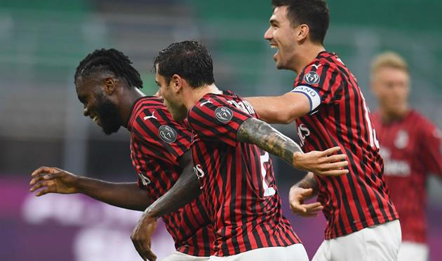 Футболисты Милана, Getty Images