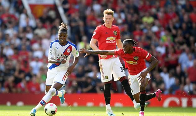 Кристал Пэлас – Манчестер Юнайтед, Getty Images
