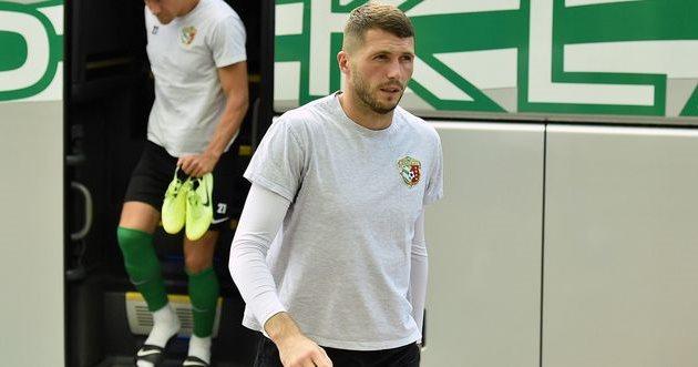 Александр Ткаченко, фото ФК Ворскла Полтава