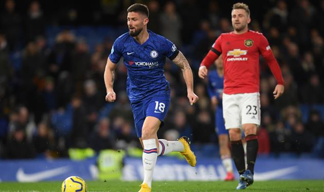 Манчестер Юнайтед – Челси, Getty Images
