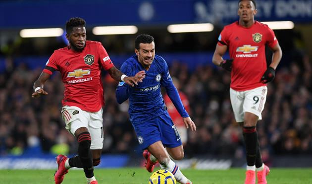 Манчестер Юнайтед — Челси, Getty Images