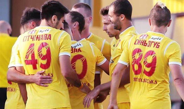Первая лига: победы Ингульца и Балкан, ничья Агробизнеса с Авангардом