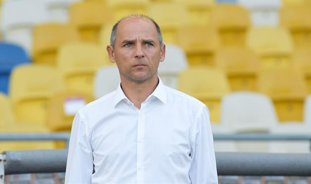 Виктор Скрипник, фото ФК Шахтер