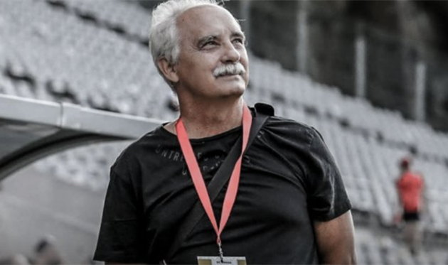Сергей Рафаилов, фото ФК Заря Луганск