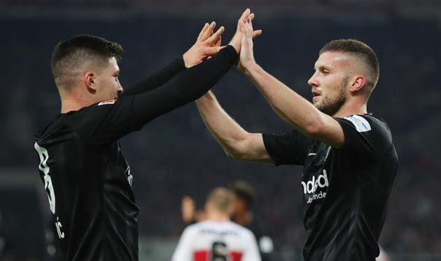 Лука Йович и Анте Ребич могут воссоединиться в Милане, Getty Images