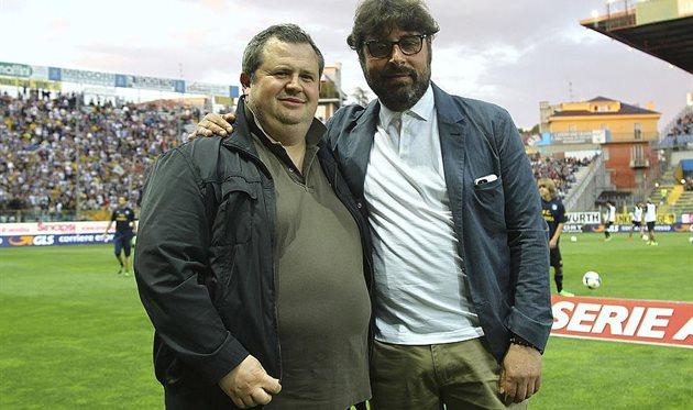 Томмазо Гирардо и Пьетро Леонарди, Getty Images