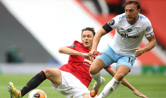 Манчестер Юнайтед - Вест Хэм,getty images
