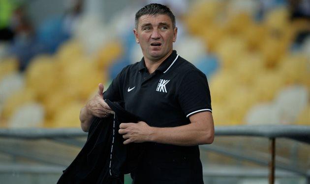 Руслан Костышин, фото: ФК Днепр-1