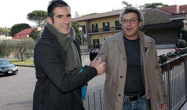 Кристиано Лукарелли (слева), Getty Images