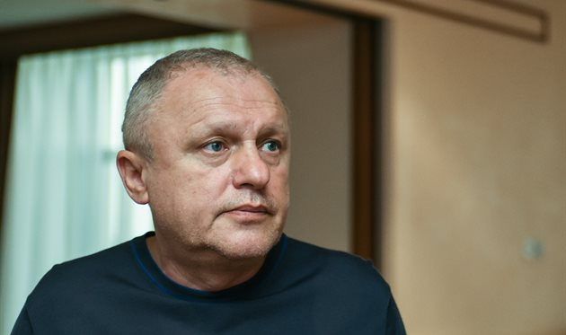 Игорь Суркис, фото Динамо
