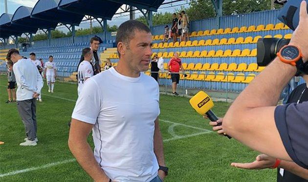 Владислав Гельзин, фото ФК Олимпик