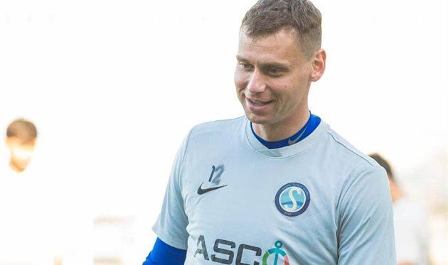 Александр Рыбка, фото ФК Сабаил