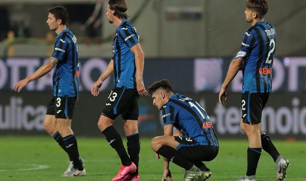 футболисты Аталанты, Getty Images