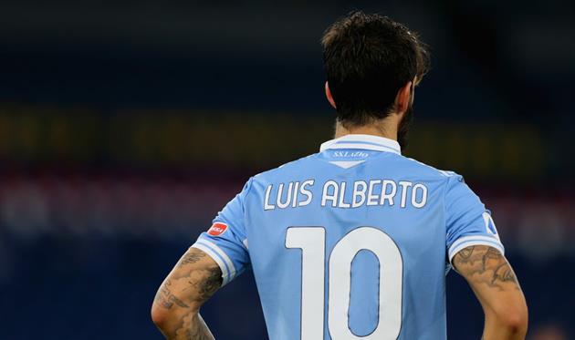 Луис Альберто, Getty Images