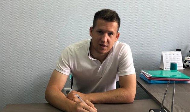 Виталий Балашов, ФК Тамбов
