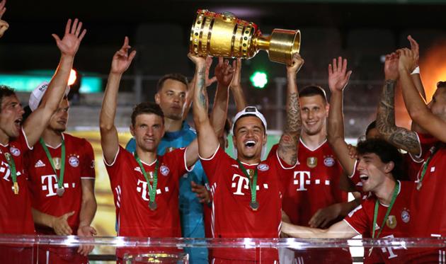 Игроки Баварии, Getty Images
