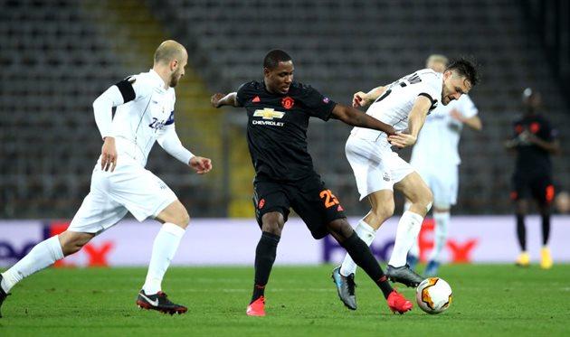 Манчестер Юнайтед – ЛАСК, Getty Images