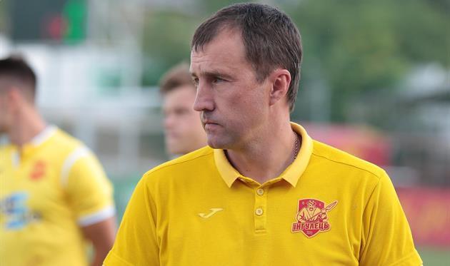 Сергей Лавриненко, ФК Ингулец