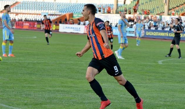 Иван Пешич, ФК Шахтер Караганда