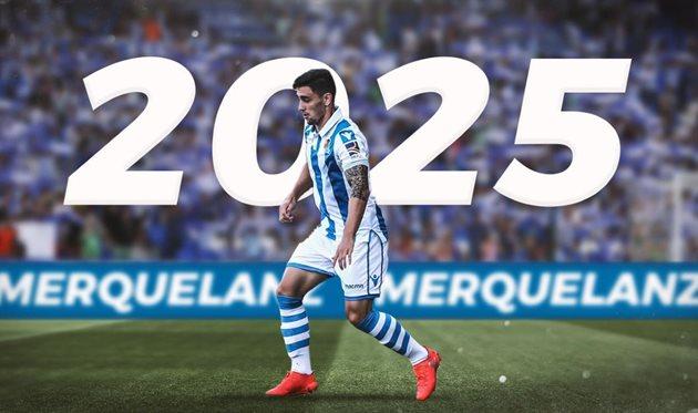 Мартин Меркеланс, Real Sociedad