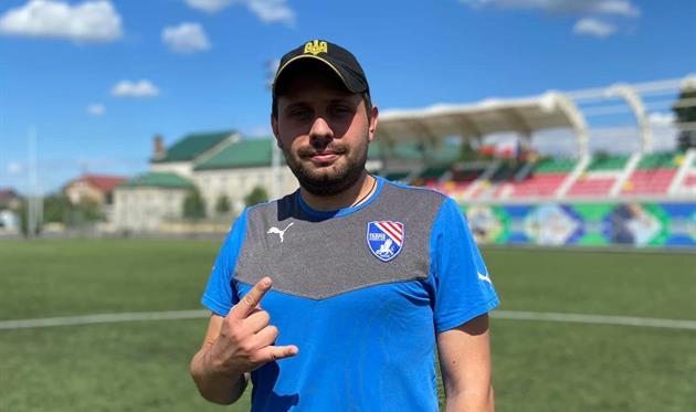 Олег Комуняр, facebook.com/komuniar.oleh