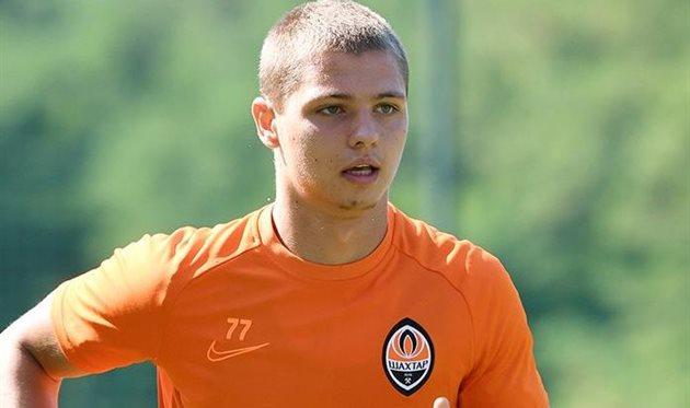 Валерий Бондарь, фото Шахтер