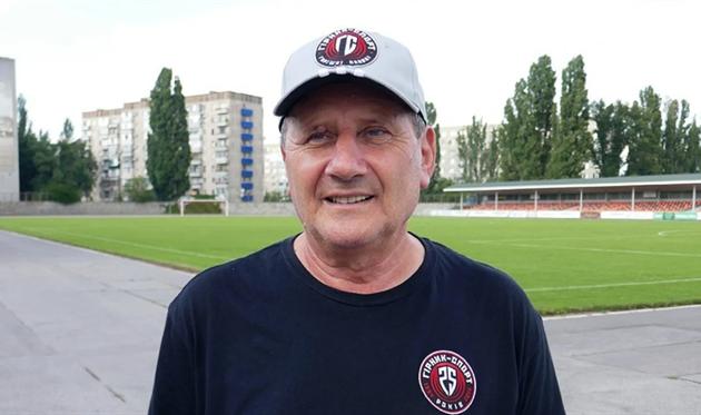 Петр Каплун, фото: Горняк-Спорт
