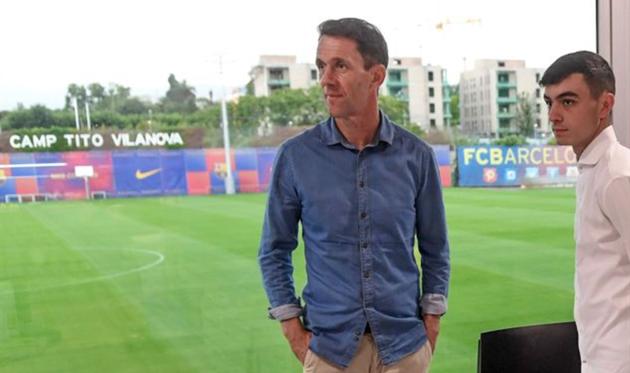 Рамон Планес, ФК Барселона