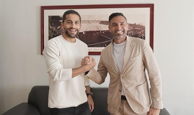 Рикардо Родригес (слева), фото Торино